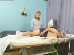 granddad fucking in a hospital