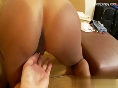 lewd daughter filled vagina