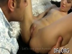 5st time masturbating porn