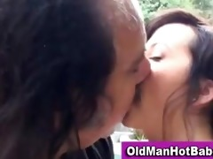 ron jeremy bonks sexy younger sweetheart