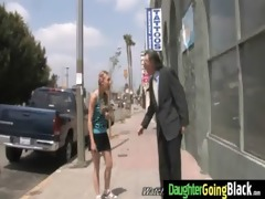 young daughter with precious booty screwed by a