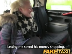 faketaxi youthful blonde sucks an old taxi mans