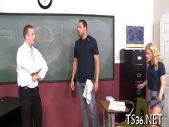 professor fucks student