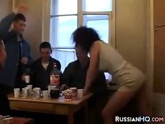 prostitute at a birthday party