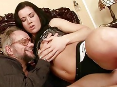older man enjoys wicked sex with marvelous legal