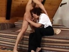 mature 510+ and a younger guy