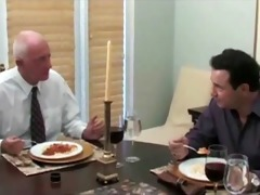 dad dinner and sex date