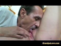 granddad fucking her student