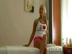 concupiscent legal age teenager anal inserted