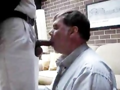amateur a dad receives sucked and drank before