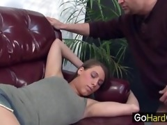 her dad wake for fuck step daughter natasha vega