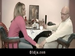 old dude fucking exquisite blond legal age