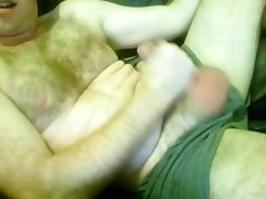 hairy slutty married daddy wanks