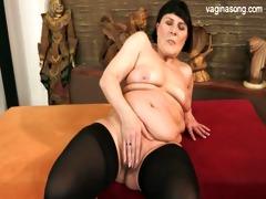 breasty daughter cum on ass