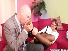 round mangos sweetheart bonks with boss
