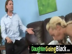 watch my daughter taking a hard darksome wang 83