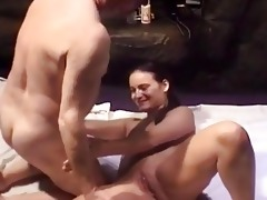 youthful czech gal and old lad fuck