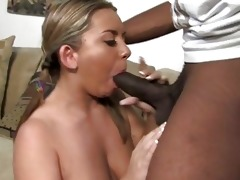 allie foster goes darksome in front of her father