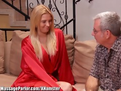 massageparlor lexi kartel takes care of an mature