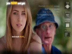 grandad gives ass-fuck to youthful alice