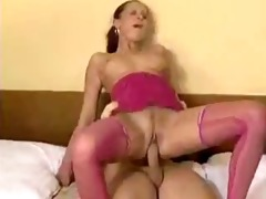 daddy copulates my girl ass part 4
