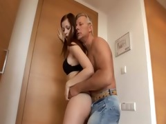 legal age teenager goes daddy... f311 -