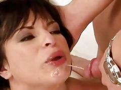 granddad fucking and pissing on cutie