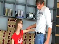 stepdad copulates daughter