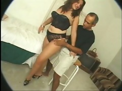 unshaved big beautiful woman takes da pounder