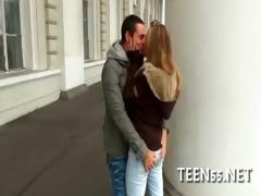 legal age teenager screaming for a massive shlong