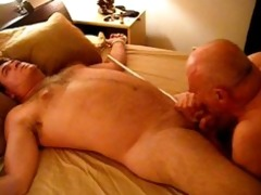 daniel got bound up and sucked by a dad next door